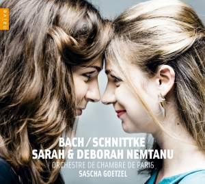 JS Bach/Schnittke: Sarah & Deborah Nemtanu Product Image