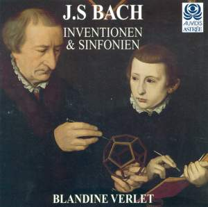 J S Bach - Inventions & Sinfonias