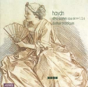 Haydn: String Quartet, Op. 64 No. 1 in C major, etc.