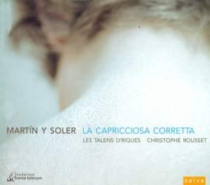 Soler, V M: La Capricciosa Corretta