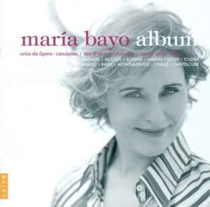 María Bayo Album - Arias De Ópera Y Canciones