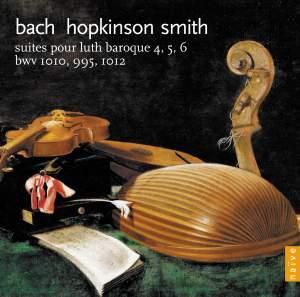 JS Bach: Lute Suites Nos. 4-6