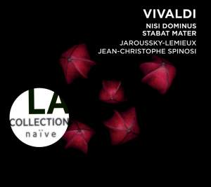 Vivaldi: Nisi Dominus RV608, Crucifixus RV592 & Stabat Mater RV621