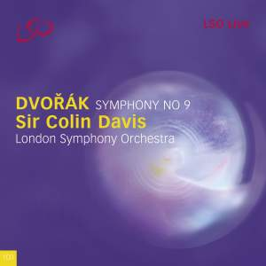 Dvorak: Symphony No. 9 in E minor, Op. 95 'From the New World'