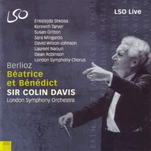 Berlioz: Béatrice et Bénédict Product Image