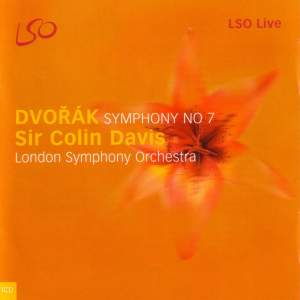Dvorak: Symphony No. 7 in D minor, Op. 70