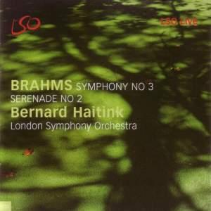 Brahms: Symphony No. 3 in F major
