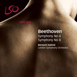 Symphonies Nos 4 and 8