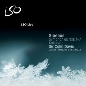 Sibelius: Symphonies Nos 1 - 7 Kullervo / Pohjolas Daughter / The Oceanides