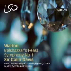 Walton: Belshazzar's Feast & Symphony No. 1