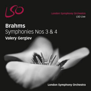 Brahms: Symphonies Nos. 3 & 4 Product Image