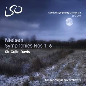 Nielsen: Symphonies Nos. 1-6