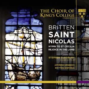 Britten: Saint Nicolas