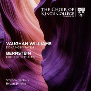 Bernstein: Chichester Psalms Product Image