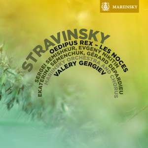 Valery Gergiev conducts Stravinsky Product Image