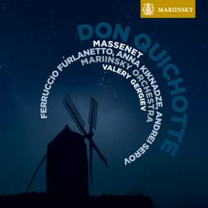 Massenet: Don Quichotte Product Image