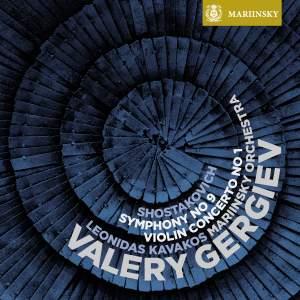 Shostakovich: Symphony No. 9 & Violin Concerto No. 1 Product Image