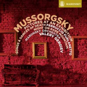 Mussorgsky: Pictures at an Exhibition, Night on Bare Mountain, Songs and Dances of Death