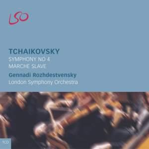 Tchaikovsky: Symphony No. 4 & Marche Slave