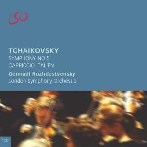 Tchaikovsky: Symphony No. 5 & Capriccio Italien