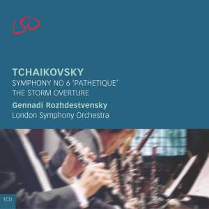 Tchaikovsky: Symphony No. 6 'Pathétique' & The Storm Overture