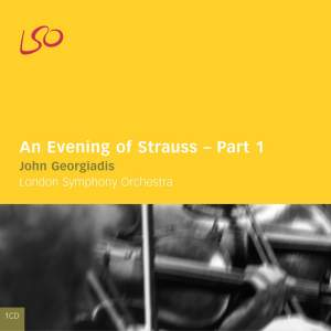 An Evening of Strauss Part 1