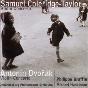 Coleridge-Taylor & Dvorak: Violin Concertos