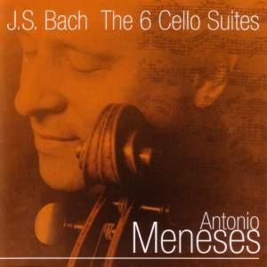 Bach, J S: Cello Suites Nos. 1-6, BWV1007-1012