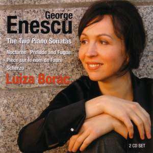 George Enescu - Piano Works Volume 2