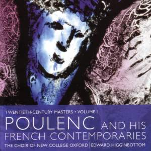 Twentieth Century Masters Volume 1 - Poulenc and His Contemporaries Product Image