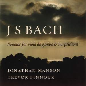 J S Bach: Sonatas for Viola da Gamba & Harpsichord