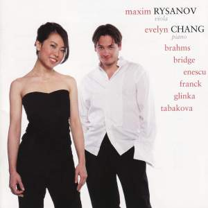 Viola Recital: Maxim Rysanov