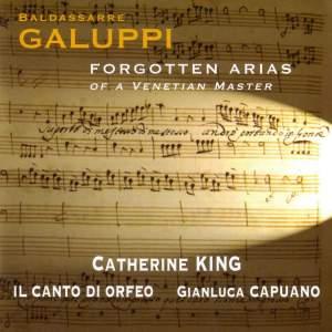 Baldassarre Galuppi - Forgotten Arias of a Venetian Master
