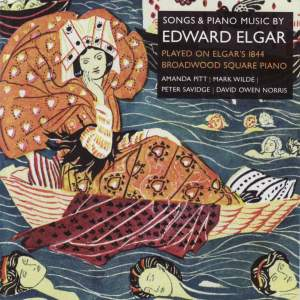 Elgar - Songs and Piano Music