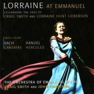 Lorraine Hunt Lieberson at Emmanuel