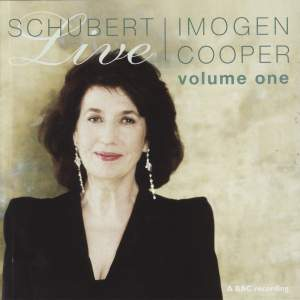 Schubert Live - Volume 1