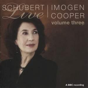 Schubert Live - Volume 3