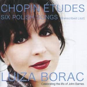 Chopin - Études & Six Polish Songs