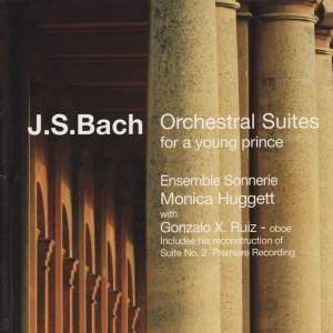 J S Bach: Orchestral Suites for a Young Prince