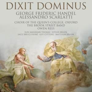 A. Scarlatti & Handel: Dixit Dominus