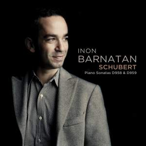 Inon Barnatan plays Schubert