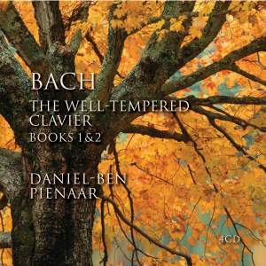 Bach, J S: The Well-Tempered Clavier, Books 1 & 2 Product Image