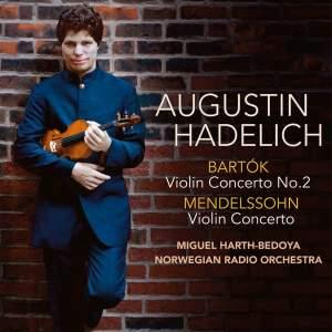 Bartók & Mendelssohn: Violin Concertos