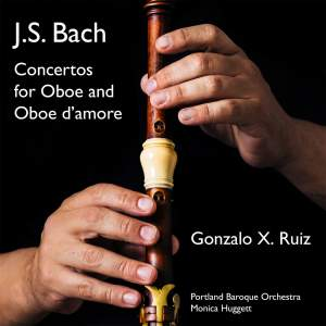 JS Bach: Concertos for Oboe and Oboe d'amore Product Image