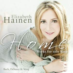 Home - Works for Solo Harp by Bach, Debussy & Sting Product Image