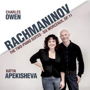 Rachmaninov: Two-Piano Suites & Six Morceaux, Op. 11 Product Image