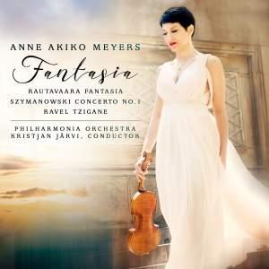 Fantasia: Rautavaara, Szymanowski & Ravel