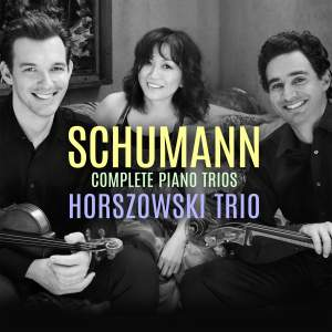 Schumann: Complete Piano Trios Product Image