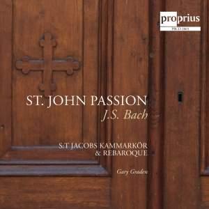 Bach, J S: St John Passion, BWV245 Product Image