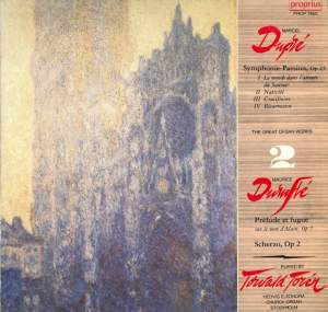 Dupré & Duruflé: Organ Works